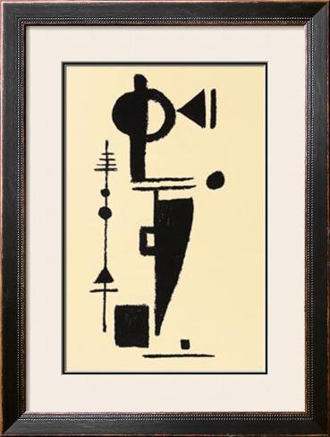 Formspiel, c.1948 Framed Art Print