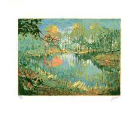 Greenbrier Suite III Collectable Print