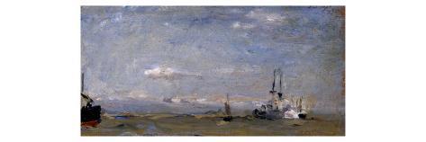 Kleine Marine (Small Seascape), 1905 Giclee Print