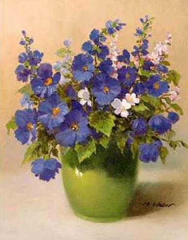 Blumenserie Lámina