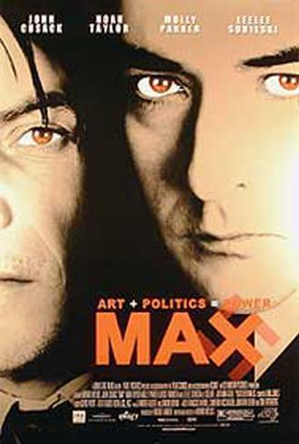 Max Original Poster