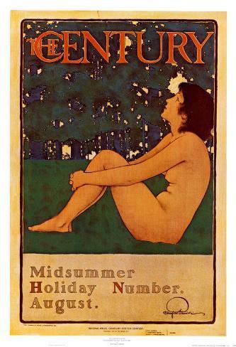 Century Poster Art Print