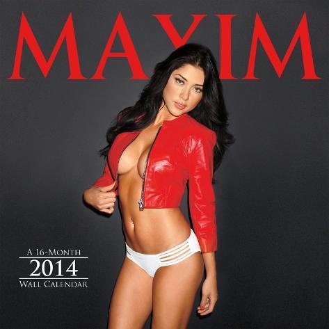 Maxim - 2014 Calendar Calendars