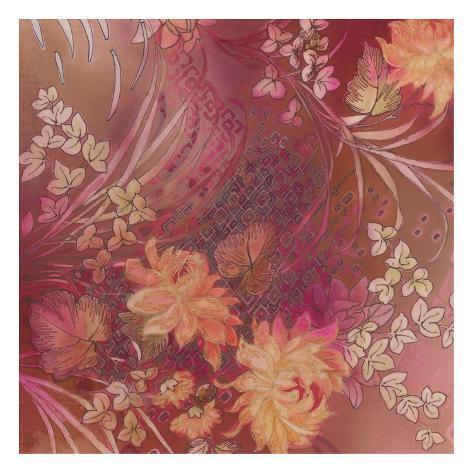 Marooned Floras 2 Art Print