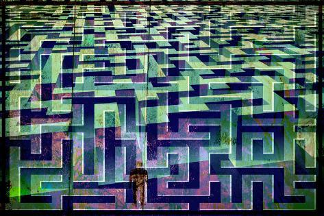 Maze 2 Poster