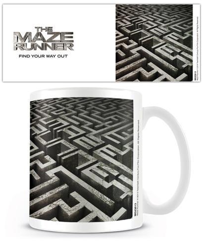 Maze Runner - Maze Mug Mug