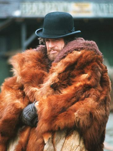 Mccabe And Mrs. Miller, Warren Beatty, 1971 Photo