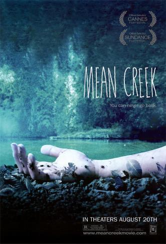 Mean Creek Original Poster