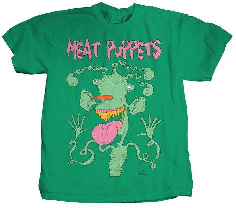 Meat Puppets - Monster T-Shirt