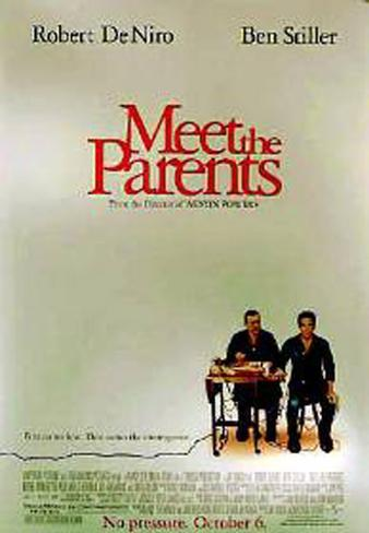 Meet The Parents Original Poster