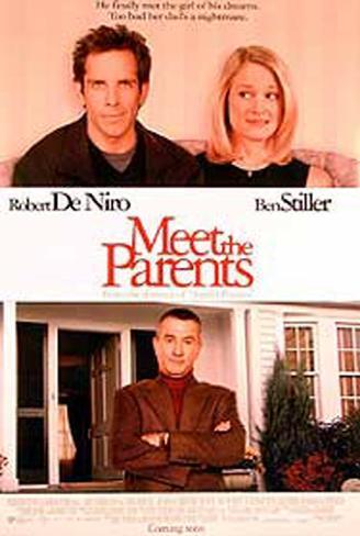 Meet The Parents Original Poster