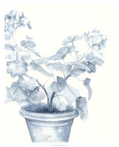 Blue Geranium I Giclee Print