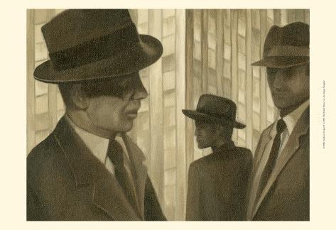Madison Avenue II Art Print