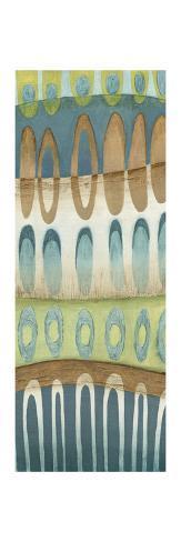 River Flow II Premium Giclee Print