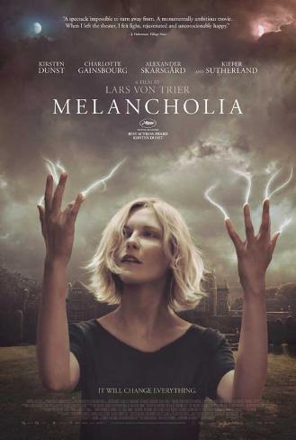 Melancholia Masterprint