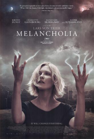 Melancholia Póster