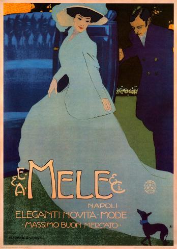 Mele I, Eleganti Notiva Art Print