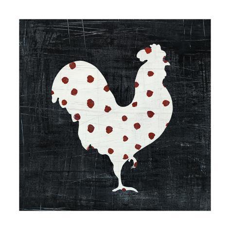 Modern Americana Farm III Art Print