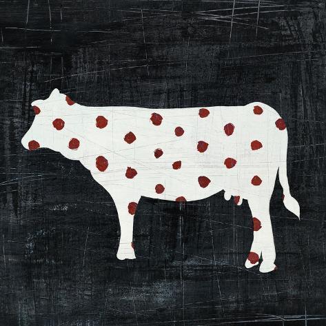 Modern Americana Farm IV Art Print