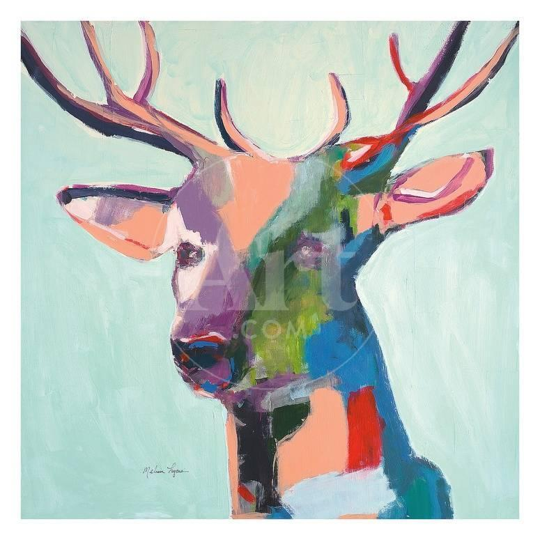 deer poster by melissa lyons at allposters com
