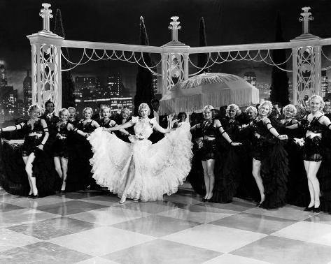 Melodia da Broadway de 1936 Fotografia