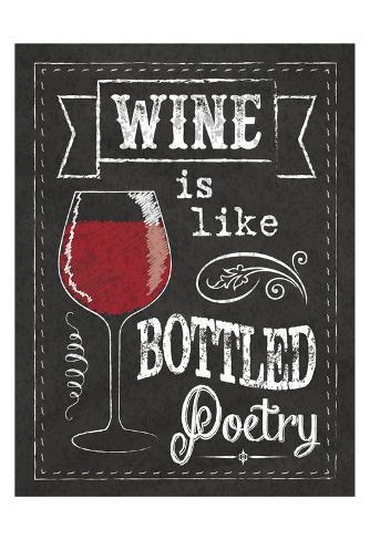 Chalkboard wine glass art by melody hogan by for Wine chalkboard art