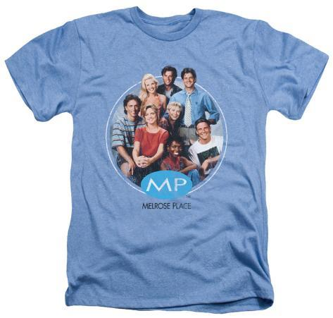 Melrose place season 1 original cast t shirt for T shirt printing place