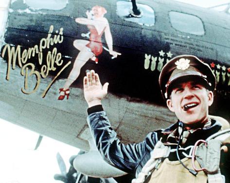 Memphis Belle: A Fortaleza Voadora Fotografia