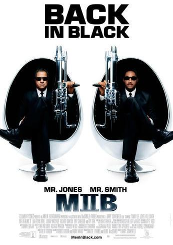 Men in Black 2 Masterprint