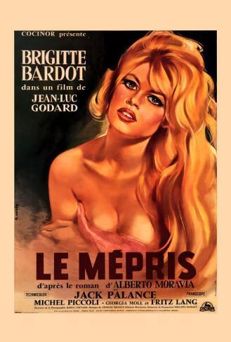 Mepris, Le Poster