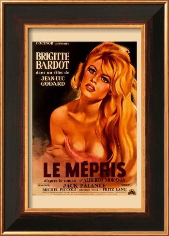 Mepris, Le Framed Art Print