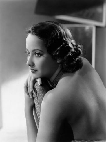 Merle Oberon, c.1936 Photo