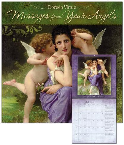 Messages from Your Angels - 2013 Calendar Calendars