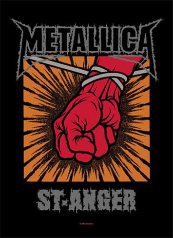 Metallica - Master of Puppets Fabric Poster