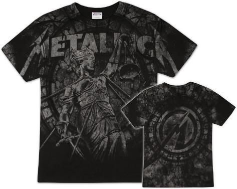 Metallica - Stone Justice (oversized) T-Shirt
