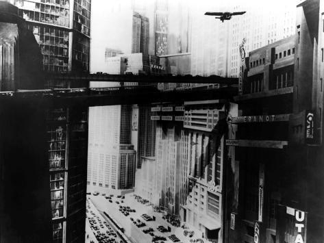 Metropolis, 1927 Photo