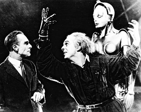 Metrópolis (1927) Fotografia