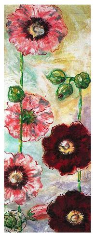 roses tr mi res ii prints by mette galatius. Black Bedroom Furniture Sets. Home Design Ideas