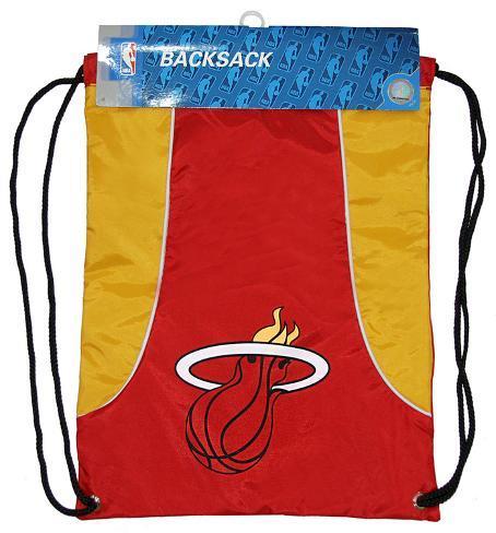 Miami Heat - Red Drawstring Bag Drawstring Bag