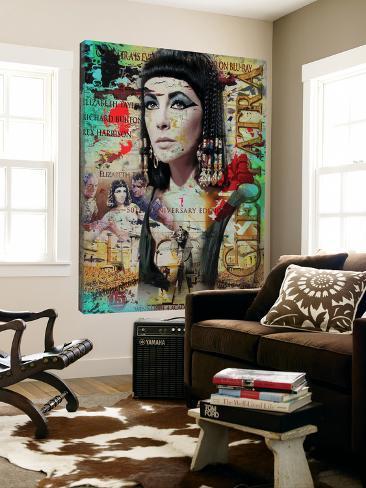 Cleopatra Loft Art