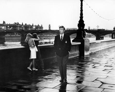 Michael Caine, Alfie (1966) Fotografia