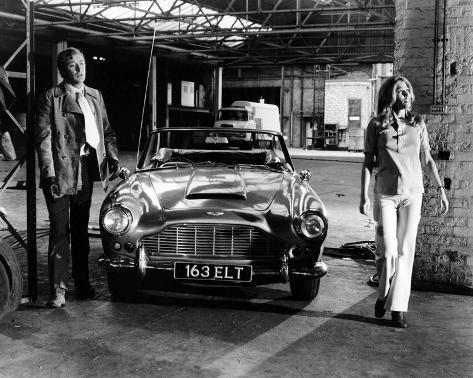 Michael Caine, The Italian Job (1969) Photo
