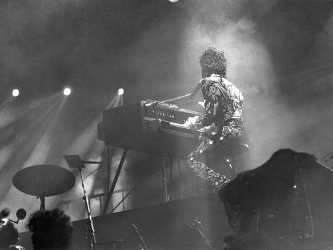 Prince and The Revolution - 1984 Photographic Print