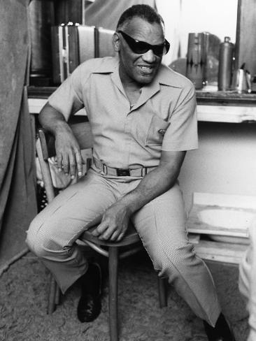 Ray Charles - 1978 Valokuvavedos