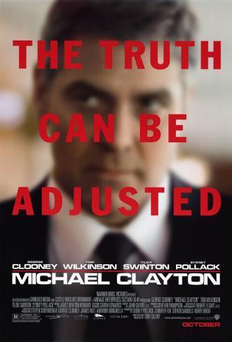 Michael Clayton Masterprint