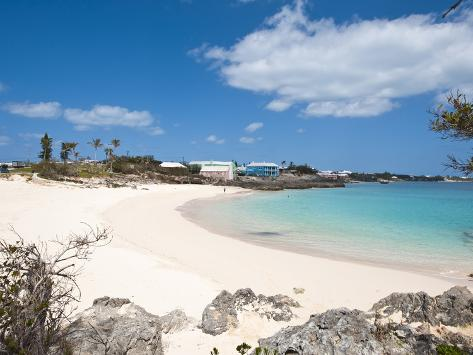 John Smith's Bay, Bermuda, Central America Photographic Print