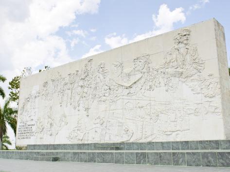 Monumento Ernesto Che Guevara, Plaza De La Revolucion Che Guevara, Santa Clara, Cuba Photographic Print