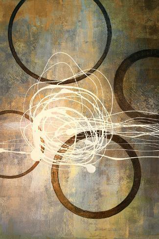 Connections I Art Print