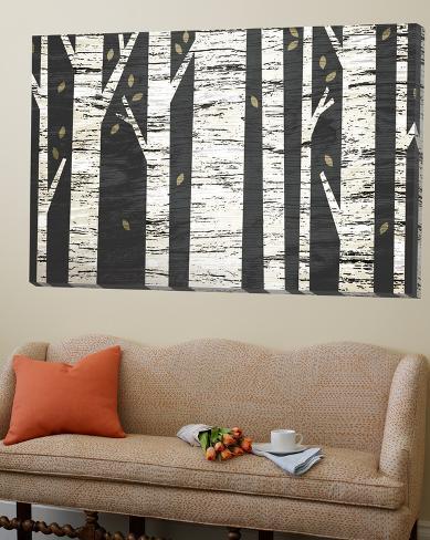 Birch Forest Loft Art