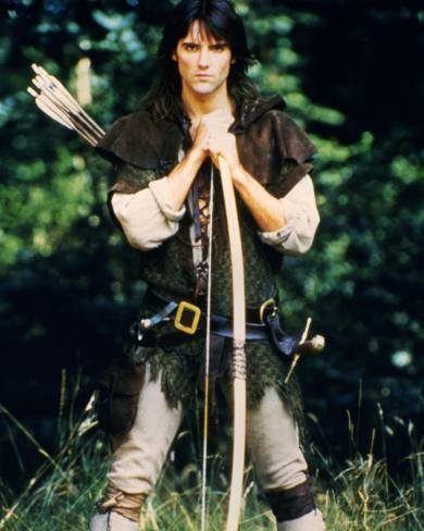 Michael Praed - Robin of Sherwood Photo